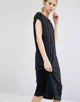 Dr. Denim Longline T-Shirt Dress
