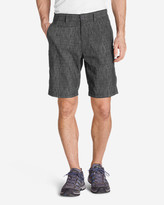 Eddie Bauer Men's Horizon Guide Chino Shorts - Pattern
