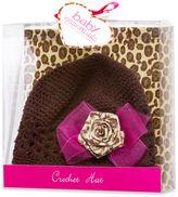 Baby Essentials Crochet Hat - Girls One Size