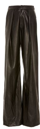 Michael Lo Sordo Relaxed Leather Lounge Pants