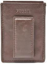 Fossil Carter RFID Magnetic Front Pocket Wallet