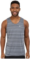 Nike Dri-FITTM Cool Tailwind Stripe Running Tank Top