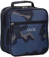 PBteen Gear-Up Navy Camo Classic Lunch Bag