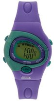 Coleman Women's Quartz Plastic Casual WatchMulti Color (Model: 41519US)