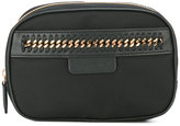 Stella McCartney chain make-up bag - women - Leather/Polyester/Metal (Other) - One Size
