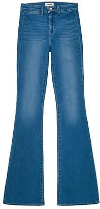 L'Agence Joplin High-Rise Flared Jeans