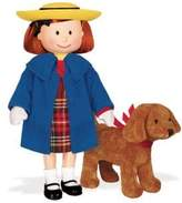 "Yottoy Madeline 8"" Poseable Doll and Genevieve 4"" Soft Toy"