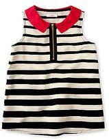 Joe Fresh Joe FreshTM Striped Sleeveless Top - Girls 1t-5t