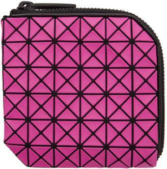 Bao Bao Issey Miyake Pink Matryoshka Wallet