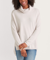 cashmere cowl neck sweater - ShopStyle