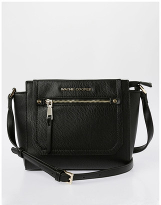 Wayne Cooper WH-2638 Heather Flap Over Crossbody Bag