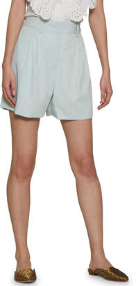 Walter Baker Aurora Pleated Shorts