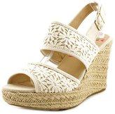 Jellypop Millie Women US 11 Ivory Wedge Heel