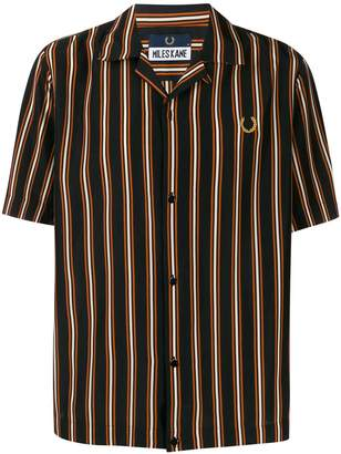 Fred Perry Miles Kane striped shirt