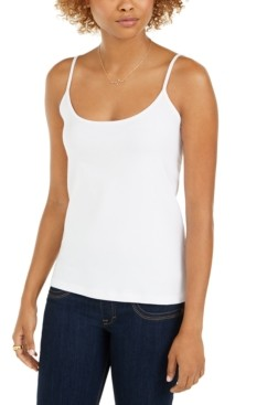Style&Co. Style & Co. Fitted Camisole, Created for Macy's