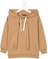 No21 Kids plain hoodie