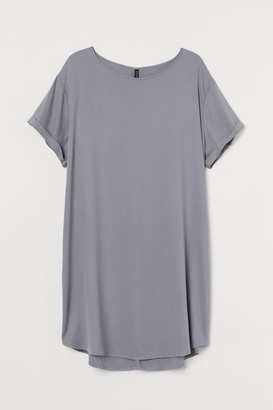 H&M H&M+ Short T-shirt dress