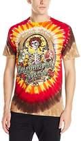 Liquid Blue Men's Grateful Dead-Bay Area Beloved T-Shirt