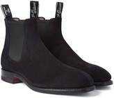 R.m.williams - Suede Chelsea Boots