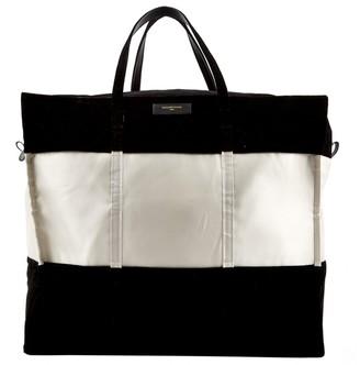 Balenciaga Bazaar Bag Black Velvet Travel bags