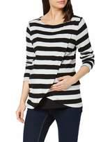 Mama Licious Mamalicious Women's MLAYA IRIS L/S Jersey TOP NF Maternity Vest