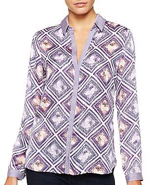 Mng By Mango® Button-Down Blouse