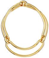 Balenciaga Maillon Metal Clip Necklace