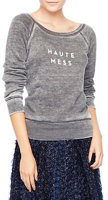 Milly Haute Mess Sweatshirt