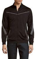 Calvin Klein Perforated Half-Zip Jacket