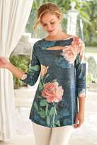 Soft Surroundings Evening Primrose Tunic