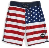 Rip Curl Boy's Old Glory Board Shorts