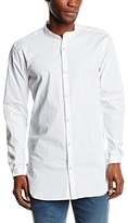 One Green Elephant ESPINAR Men's Casual Shirt - White -