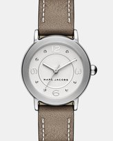 Marc Jacobs Riley Brown Analogue Watch