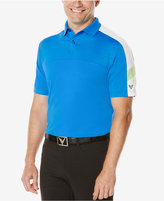 Callaway Men's Colorblocked Golf Polo