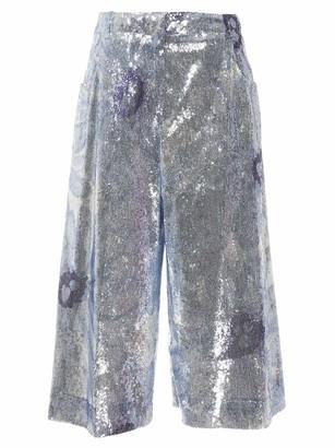 Jacquemus D'Homme Sequins Culottes