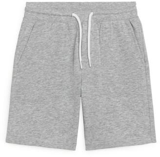 Arket Elastic-Waist Shorts