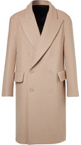 Acne Studios Rover Double-breasted Wool Coat - Cream