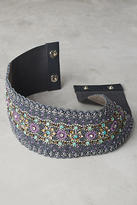 Anthropologie Beaded Maegan Belt