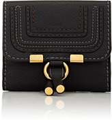 Chloé Women's Marcie Small Wallet-BLACK