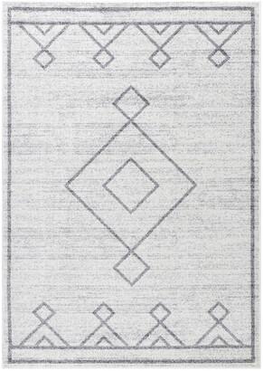 nuLoom Tribal Diamond Rug