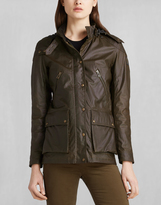 Belstaff New Tourmaster 2.0 Jacket Faded Olive