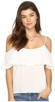 BB Dakota Delafield Off the Shoulder Tank Top
