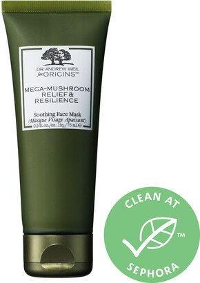 Origins Dr. Andrew Weil For Mega-Mushroom Relief & Resilience Soothing Face Mask