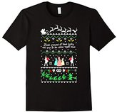 Broadway Musicals Ugly Christmas T-shirt