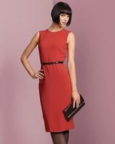 Anne Klein New York Women's Sleeveless Sheath Dress