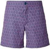 Fashion Clinic Timeless chain print swim shorts