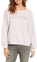Wildfox Couture Women's Sommers - Glitter Sweater