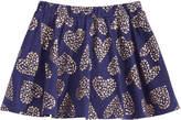 Epic Threads Glitter Heart-Print Scooter Skirt, Toddler Girls, Created for Macy's