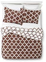 Nobrand No Brand Lyon Reversible Duvet Cover Set