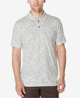 Perry Ellis Men's Paisley Polo